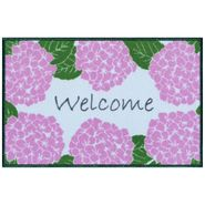 Whole Home Hydrangea Blossoms Mat at Kmart.com