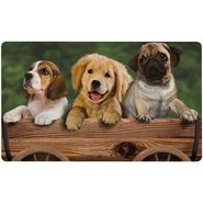Whole Home Three Puppies Mat at Kmart.com
