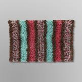 Rag Rug - Three Color at mygofer.com