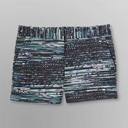 Attention Women's Dress Shorts - Stripes at Kmart.com