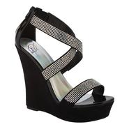 Soda Women's Dress Sandal Salon - Black at Kmart.com