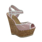 Soda Women's Dress Sandal Katy - Pink at mygofer.com