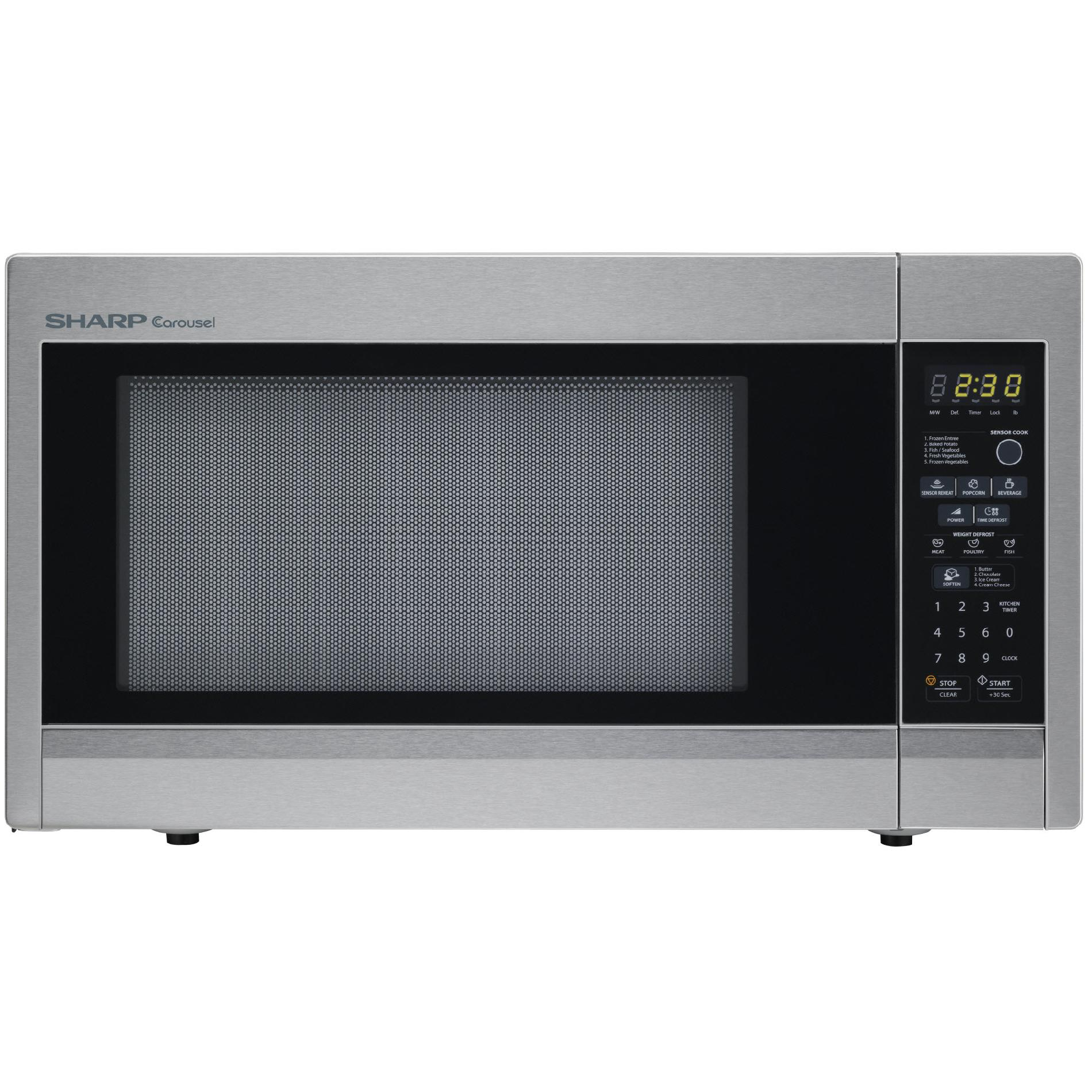 Sharp 1.8 cu. ft. Countertop Microwave