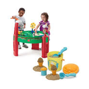Sand & Water Activity Table and Sand Toy Bundle at Sears.com