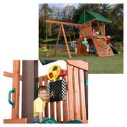 Swing-N-Slide Outdoor Playset & Accessory Bundle     ...