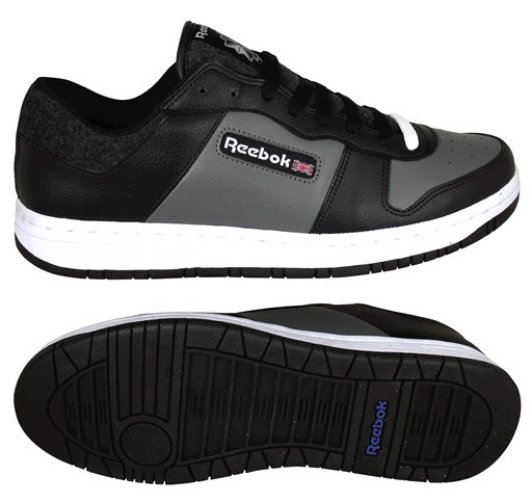Reebok  Men's Reeamaze Casual Athletic Shoe - Black/Grey