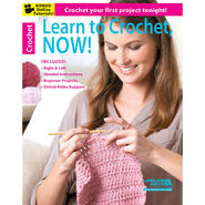 Leisure Arts-Learn To Crochet, Now at Kmart.com