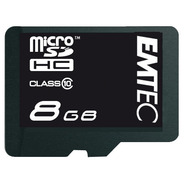 EMTEC 8GB MicroSD Memory Card with Adapter 150X Class 10 at Kmart.com