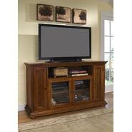"Home Styles Homestead TV Entertainment Credenza Stand  for 60"" Televisions - Warm Oak Finish at Sears.com"
