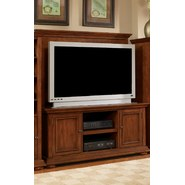 "Home Styles Homestead Console & Back Panel for 60"" TV - Warm Oak at Kmart.com"