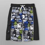 Joe Boxer Boy's Swim Shorts - Skulls at Kmart.com