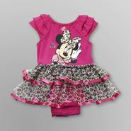Disney Baby Minnie Mouse Infant Girl's T-Shirt Dress at Kmart.com