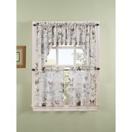Colormate Atrium Curtain Tier 56 x 36 in. at Kmart.com