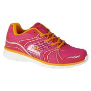 Athletech Women's Ath L-Willow2 Athletic Shoe - Fuchsia/Orange - Every Day Great Price at Kmart.com
