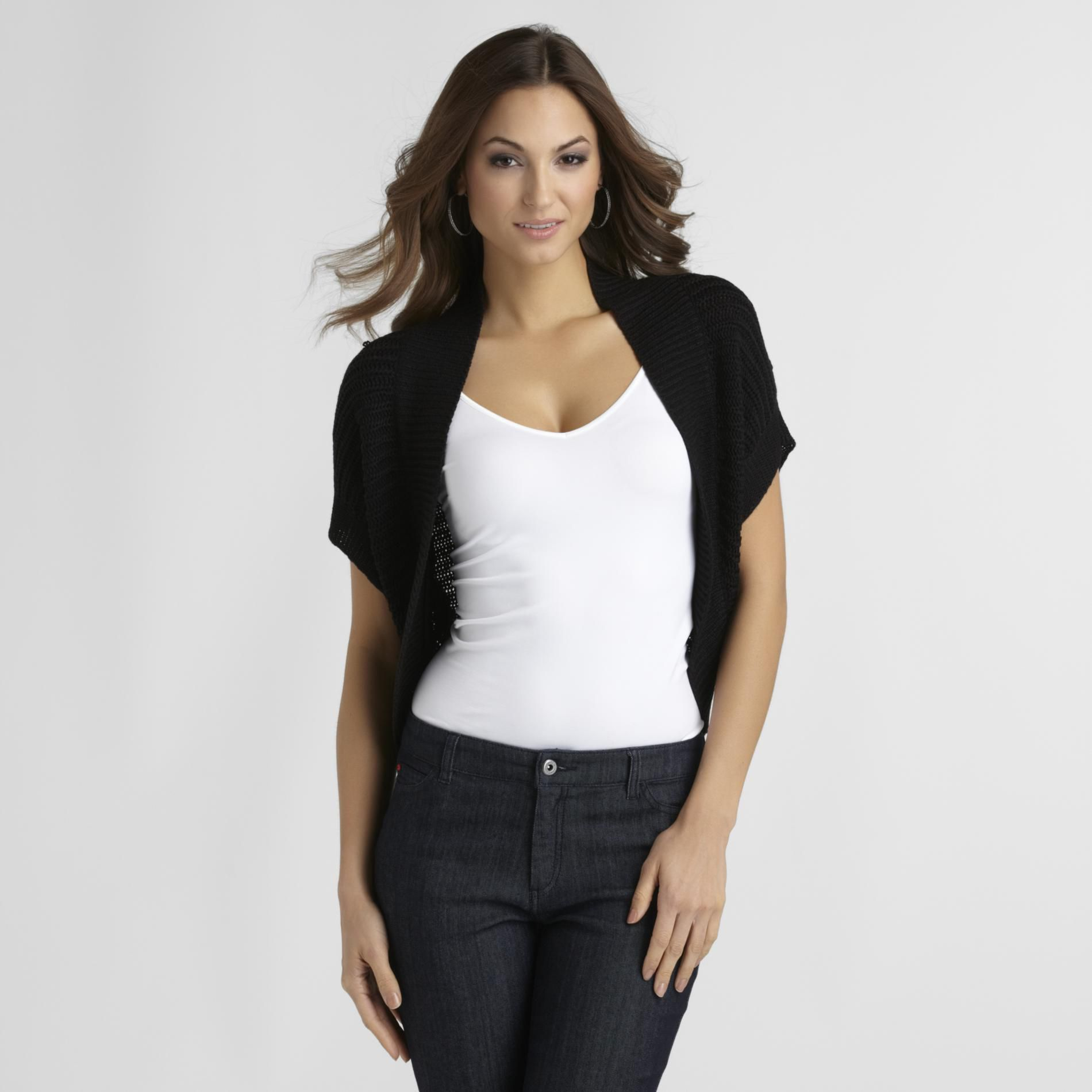 Sofia by Sofia Vergara Women's Sweater Shrug at Kmart.com