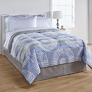 Essential Home Retro Circles Complete Bed Set at Kmart.com