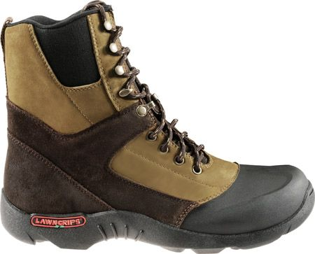 Men's Pro8 Steel Toe Boot - Brown
