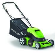 "Earthwise 18"" Cordless Self-Propelled Electric Lawnmower at Sears.com"