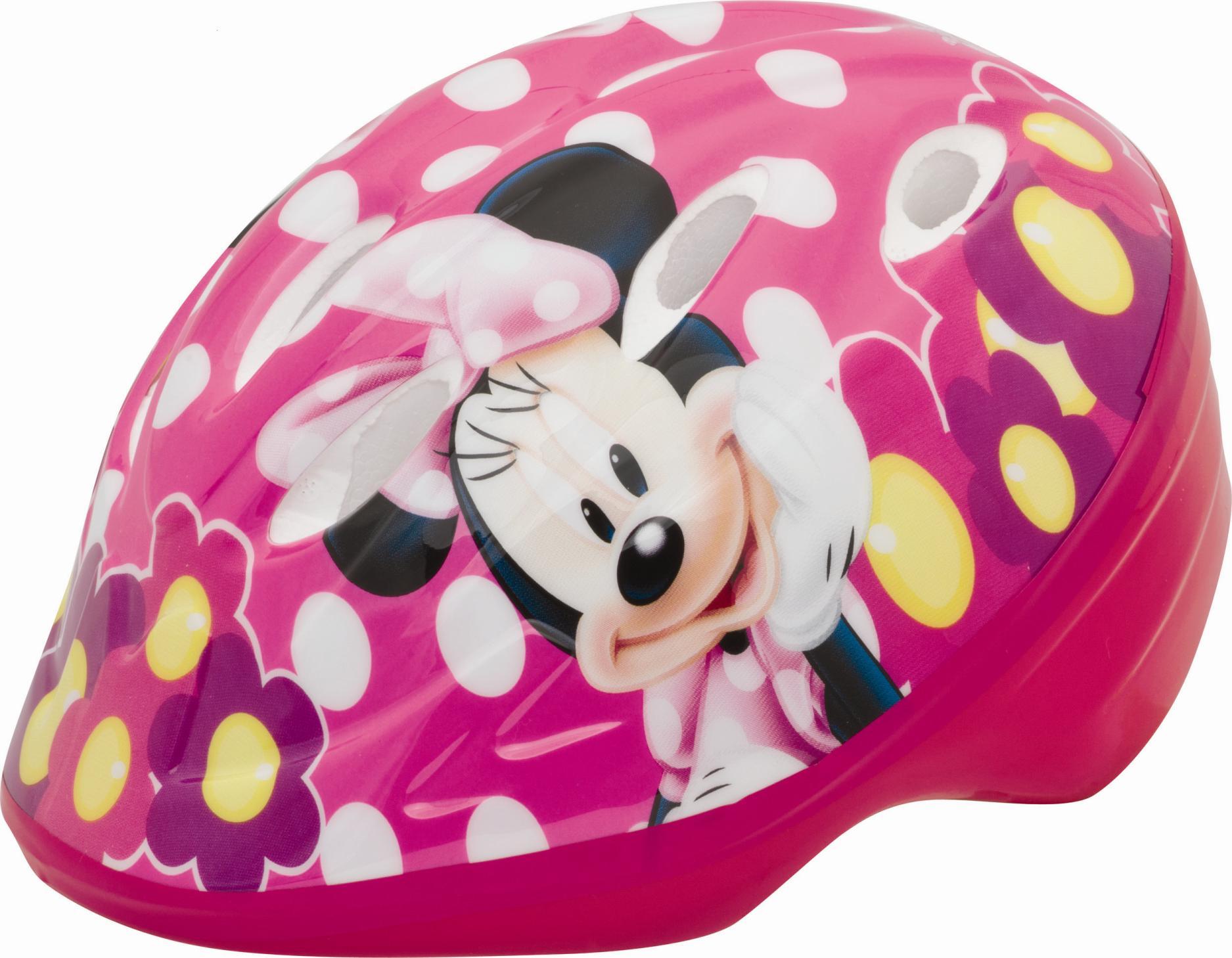 Disney Minnie Mouse Girls Toddler Bike Helmet PartNumber: 00605324000P KsnValue: 5317546 MfgPartNumber: 1009144