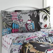 Monster High Girl's Standard Pillowcase at Kmart.com