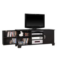 Walker Edison 60 in. Black Wood TV Stand at Kmart.com
