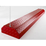 "Geneva 50"" Long Red Treadplate Aluminum Shop Light at Kmart.com"