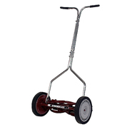 American Lawn Mower 16 Inch, 5 Blade Standard Light Push Reel Lawnmower at Sears.com