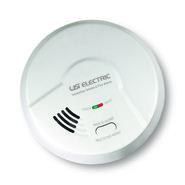 Universal Security HARDWIRED IONIZATION ALARM + 10-YEAR BATTERY at Kmart.com