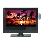 "Sharper View 13.3"" Widescreen LED HDTV with Built-in DVD Player at Kmart.com"