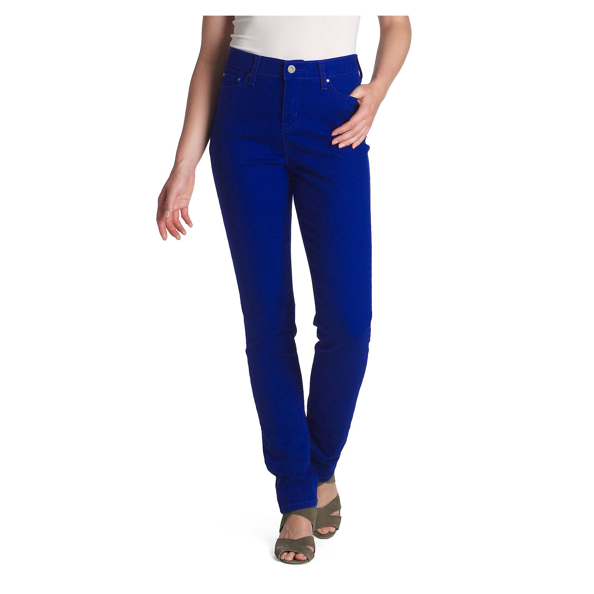 Levi's Women's 512 Bright Skinny Jeans at Sears.com