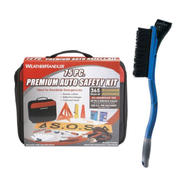 Emergency Car Kit with Snow Scraper Bundle           ...