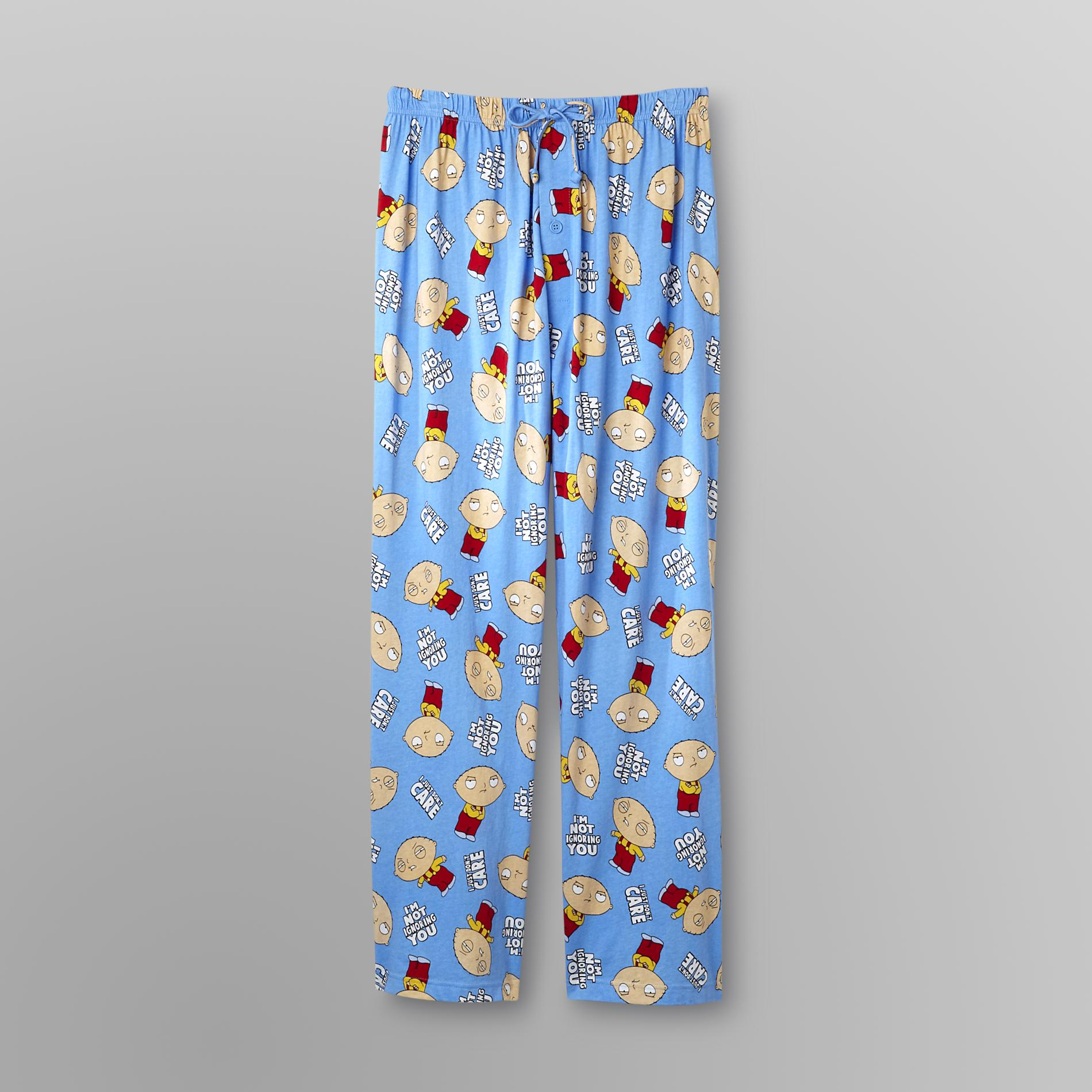 20th Century Fox Men's Knit Pajama Pants - Family Guy at Kmart.com
