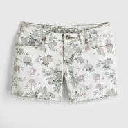 Bongo Junior's Denim Shorts - Floral at Sears.com