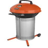 SToK 17 in. Charcoal Tower Grill at Kmart.com