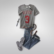 Rugged Rocker Outfit at Kmart.com