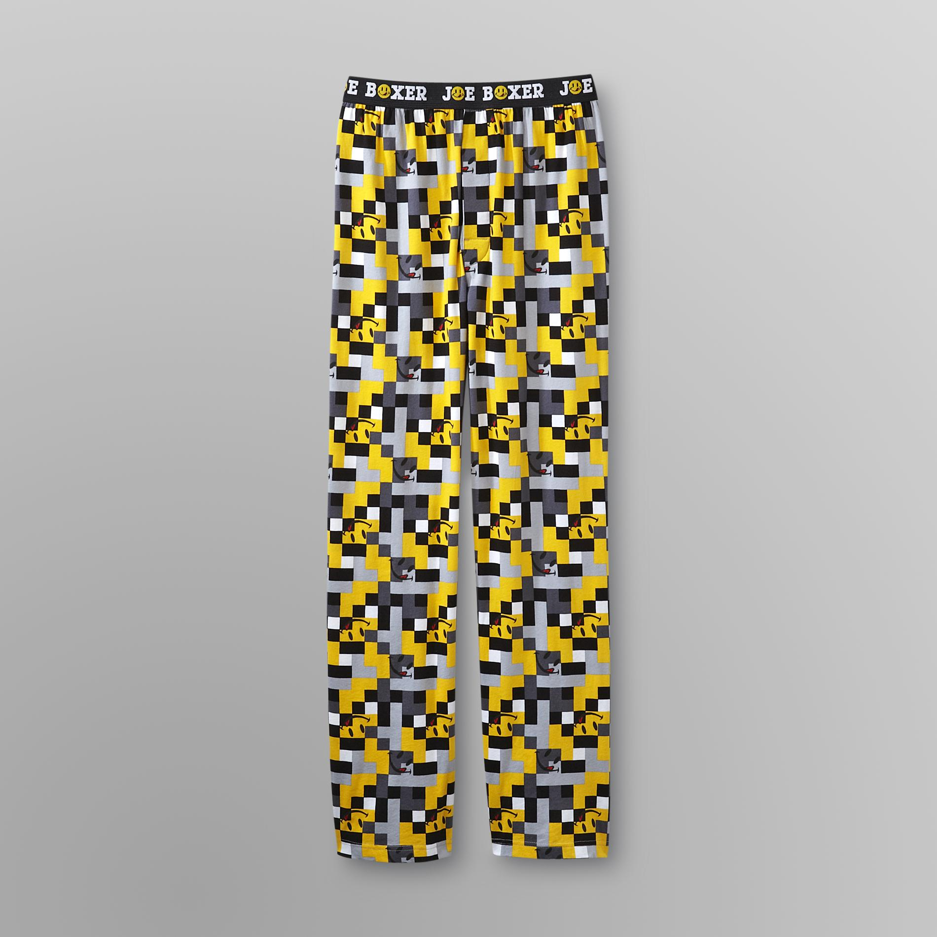 Joe Boxer Men's Knit Lounge Pants - Digital Licky at Kmart.com