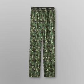 Joe Boxer Men's Camo Skull Lounge Pant at Kmart.com