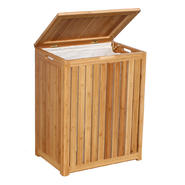Oceanstar Spa-Style Bamboo Laundry Hamper BRH1248 at Kmart.com