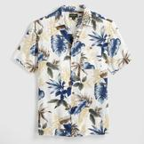 David Taylor Men's Woven Shirt - Palms at mygofer.com