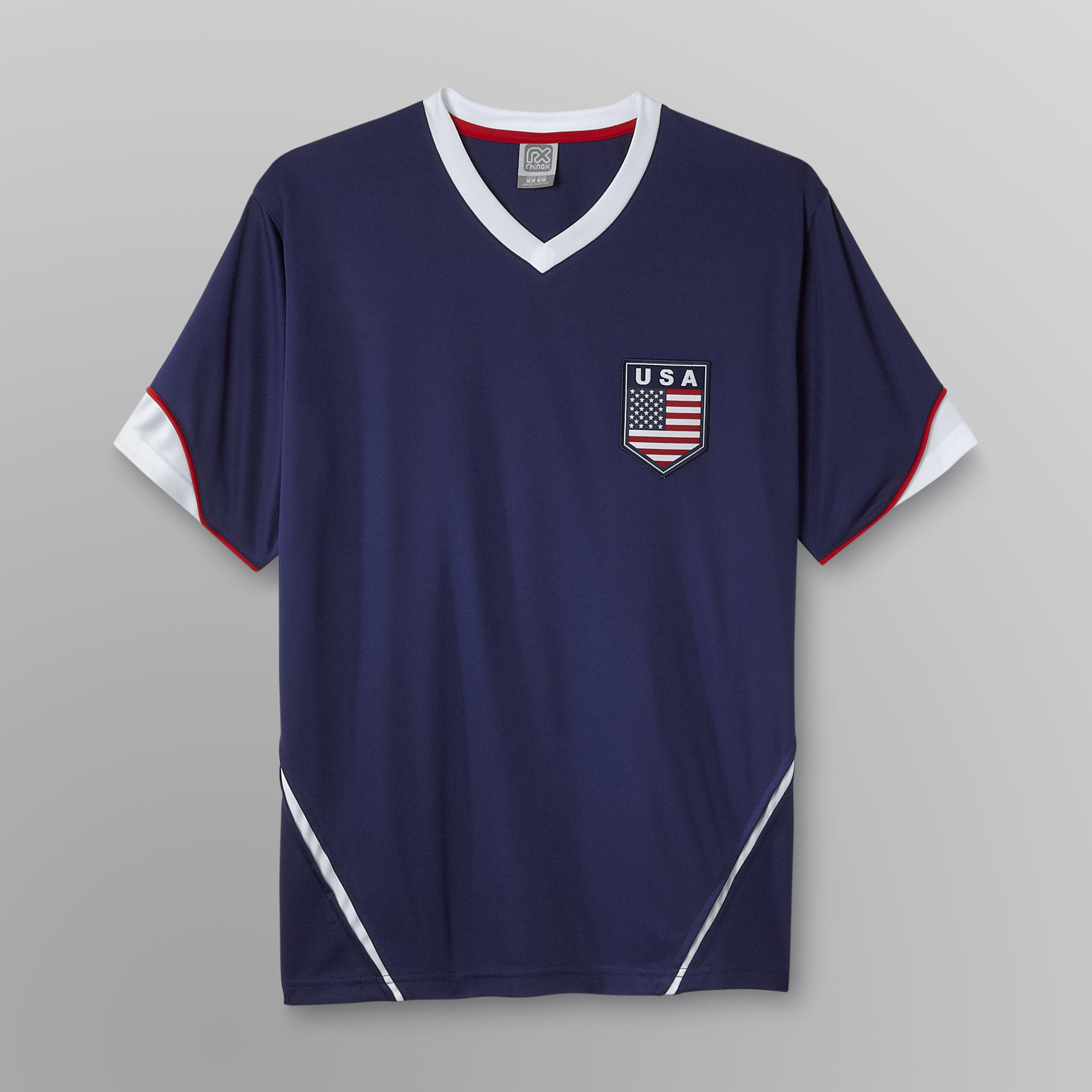 Men's Soccer Shirt - USA at Kmart.com