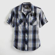 NSS Men's Woven Shirt - Plaid at Kmart.com