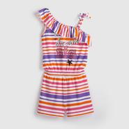 Piper Girl's Striped Romper - Dream Big at Kmart.com