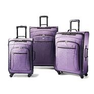 American Tourister Pop 3pc Spinner Set (Purple) at Sears.com