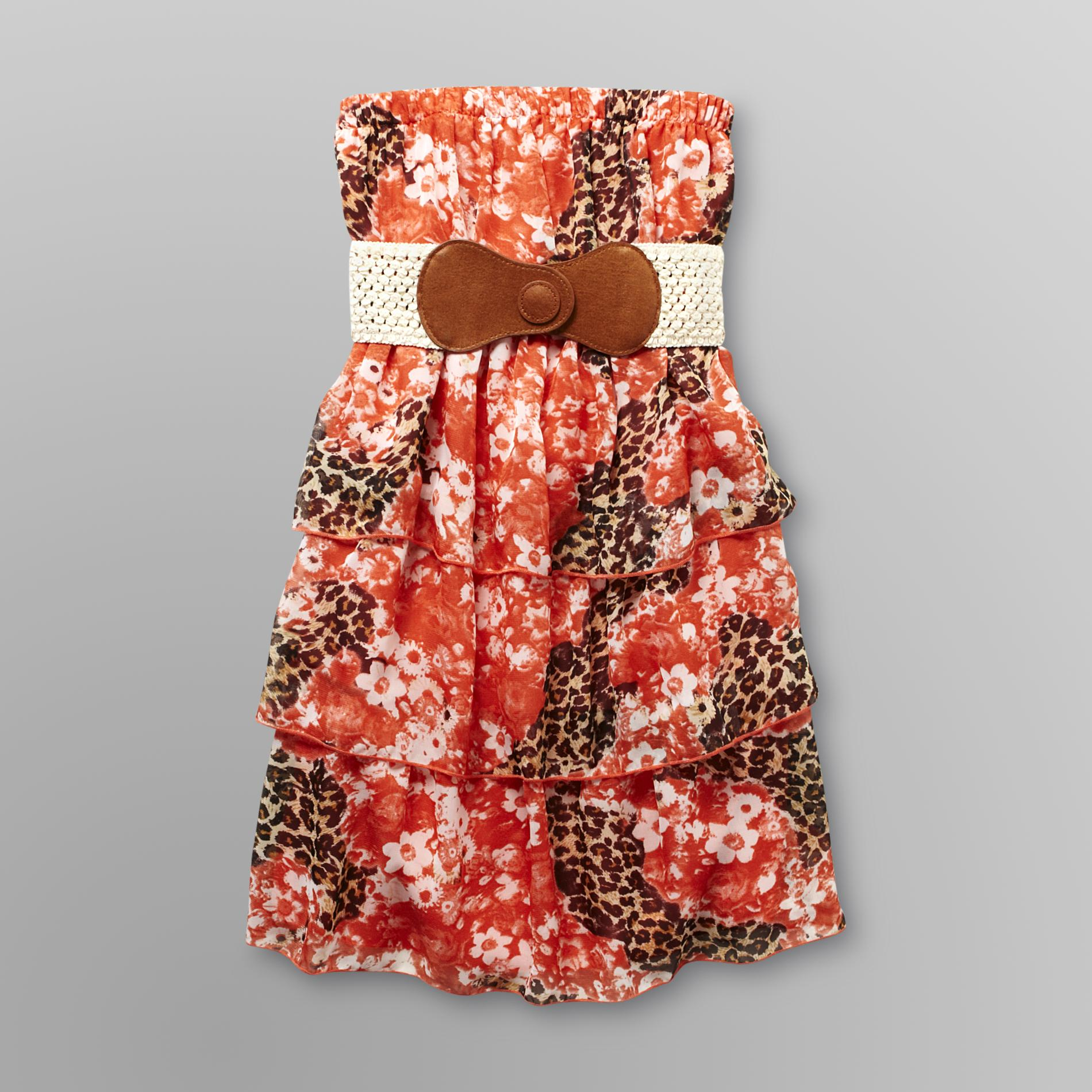 Bongo Junior's Chiffon Ruffle Dress at Sears.com