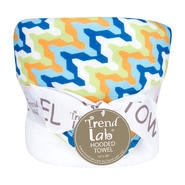 Trend-Lab Bouquet Hooded Towel - Levi at Sears.com