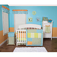 Levi - 3 Piece Crib Bedding Set & Crib Bumpers Bundle at Kmart.com