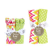 Trend Lab Bouquet Set - Savannah - Bib & Burp Cloth at Kmart.com