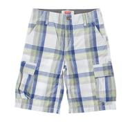 Levi's Boy's Plaid Troop Cargo Shorts at Sears.com
