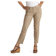 Levi's Women's Ankle Cropped Printed Skinny Jeans at Sears.com