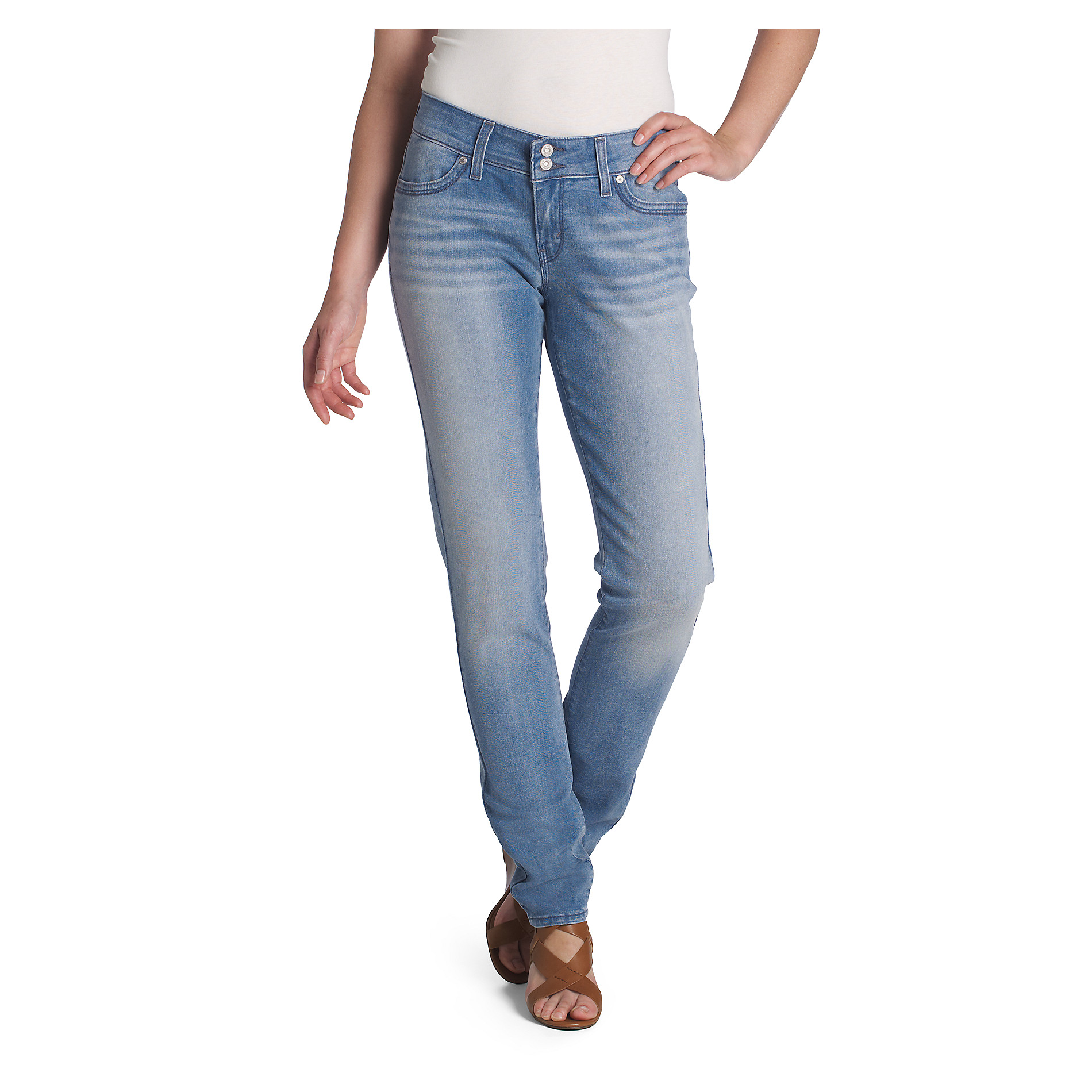 Levi's Women's Curvy Fit Skinny High Impact Jeans at Sears.com